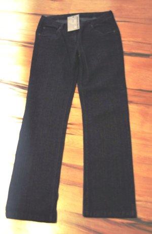 Stretch Jeans dark blue cotton