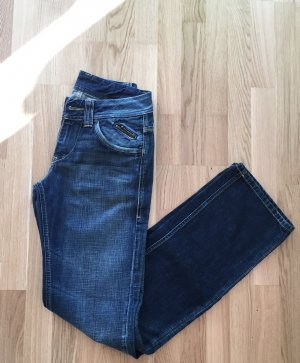 Damen Jeans PEPE neu W26 L34 Straight Fit
