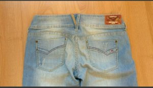 Tommy Hilfiger Boot Cut Jeans multicolored