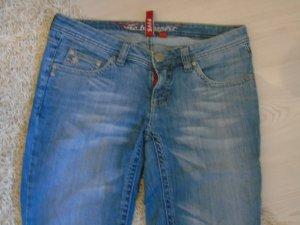 Damen Jeans von Esprit Gr. 38 long FIVE