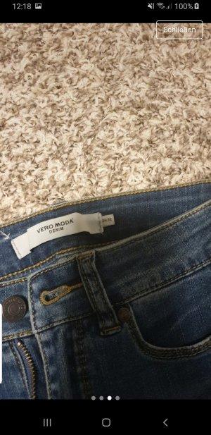 Vero Moda Skinny Jeans slate-gray