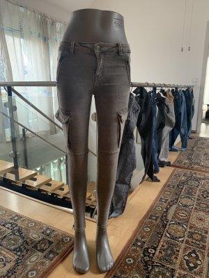 Damen Jeanshose Cargo alle Größen erhältlich