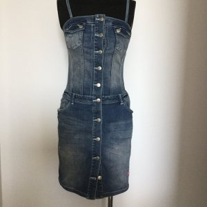 Damen Jeanskleid Midi-Kleid von Rainbow Gr,36/38