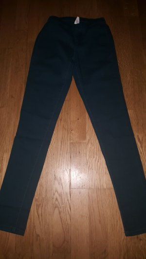 Pieces Jeggings forest green