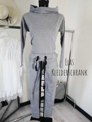 Leisure suit light grey-grey