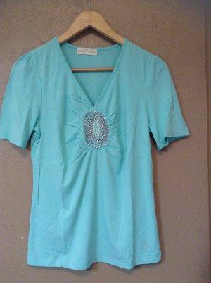 Damen Judith Williams Shirt Gr. 36 Türkis * NEU *