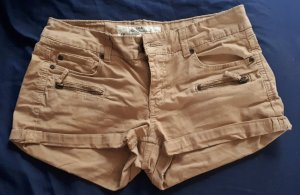 Damen Kaki Shorts