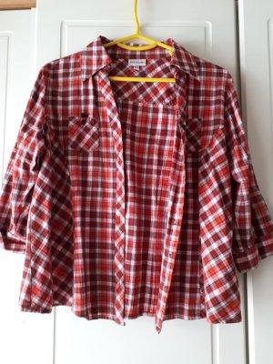 Biaggini Formal Shirt red