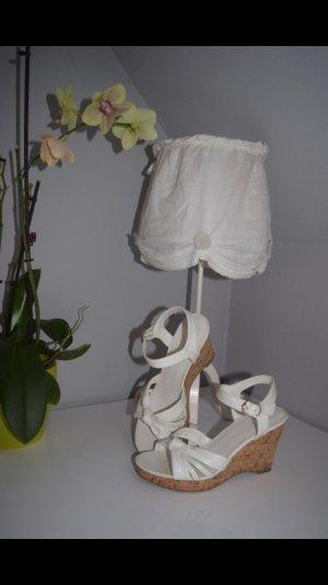 Damen Keil Sandaletten