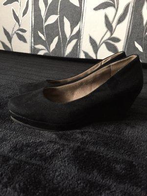 Damen Keilabsatz Schuhe