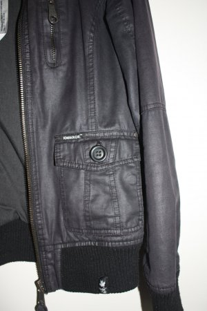 Khujo Biker Jacket black