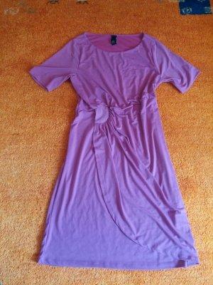 Damen Kleid Ausgefallenes Lagenlook Gr.40 von B.C. in Weinrot NW