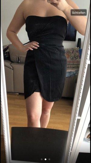 Damen Kleid Cocktailkleid schwarz
