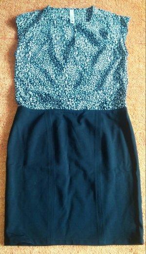 Damen Kleid Designer aus 100 % Seide Gr. 38 von Dante 6