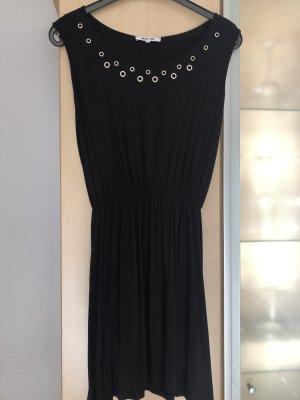 Damen Kleid Gr 36 Schwarz About You wie Neu