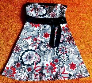 Damen Kleid ohne Schulter Gr.S in Bunt von Jennifer Taylor NW