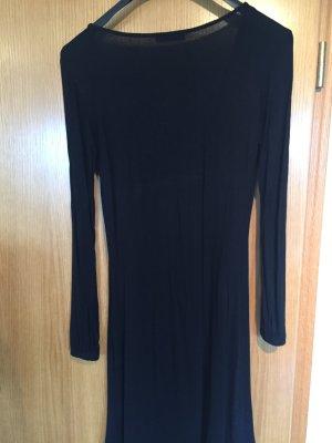 Damen Kleid schwarz, Leicht und fließend