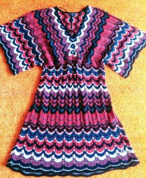 Damen Kleid Sommer Tunika Gr.M von Lisa Tossa NW