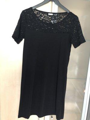 Jacqueline de Yong Vestido de encaje negro