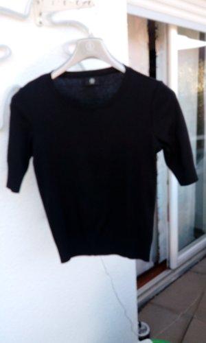Bogner Geribd shirt zwart