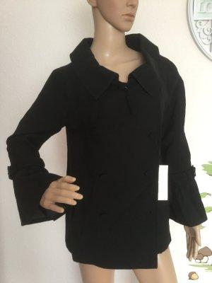 Damen Kurzer Trenchcoat von Zara Gr.S