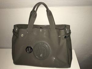 Damen lackhandtasche von Armani