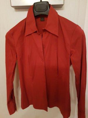 Damen-Langarm-Bluse (34) von S.Oliver in Rot
