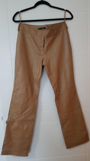 Damen Leder Hose von MNG