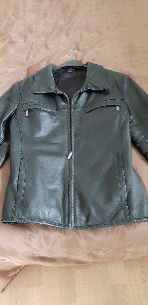 100 Biker Jacket black
