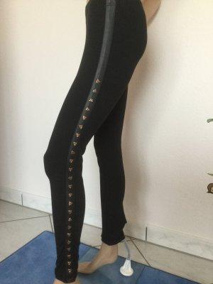 Damen Leggings mit kleine Tiegerköpfe von Calzedonia Gr.XS/S