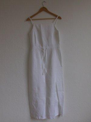 Damen leinen kleid mit Futter, G.36,gebraucht