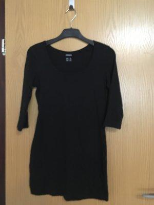 Damen Long Pullover schwarz