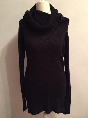 Amisu Long Sweater black