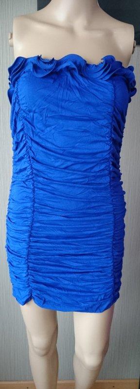 Damen Longshirt Blau