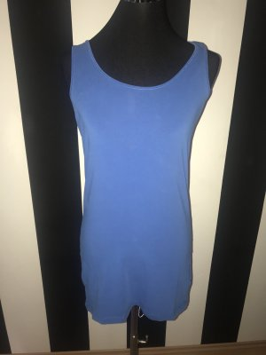 Only Long Top blue