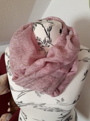 4LOU Tube Scarf light pink polyester