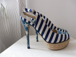 Damen Mädchen Dolcis  Riemen Förmliche Schuhe