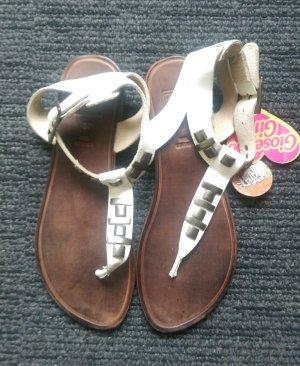 Gioseppo Flip-Flop Sandals white
