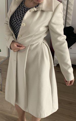 Fleece Coats natural white