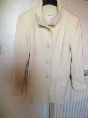 Damen Mantel.Farbe-weis.Gr.38