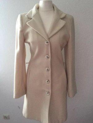 Damen Mantel Gr.34 in Creme von xanaka
