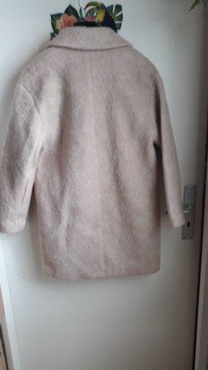 Zara Gabardina tipo vestido rosa