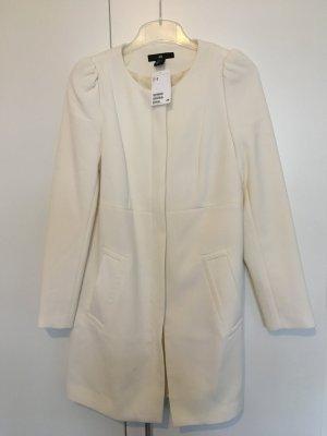 Damen Mantel H&M neu mit Etikett Wollweis 36