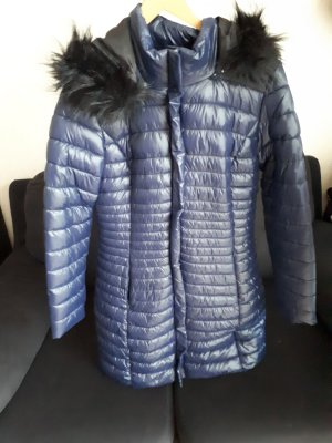 Manguun Oversized Jacket dark blue