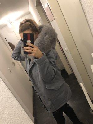 Pelt Coat grey
