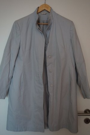 Damen Mantel Übergangsmantel gr 44 von George hellgrau