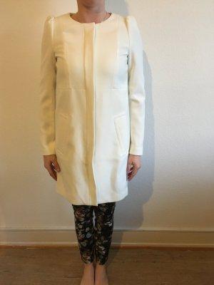 Damen Mantel von H&M 36 wollweis neu mit Etikett