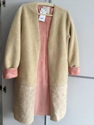 Damen Mantel von Zara Gr.XS/S