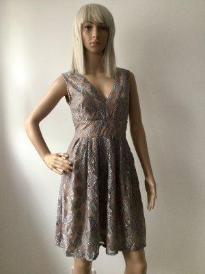Damen Midi-Kleid Cocktailkleid von Yumi Gr.S