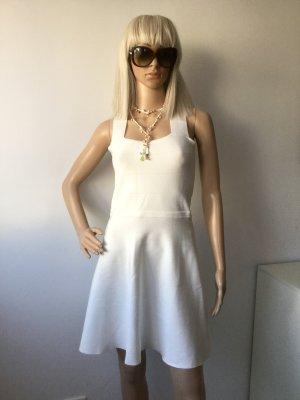 Damen Midi-Kleid in Strick-Optik von Zara Gr.S/M